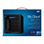 WD My Cloud EX4 4100 Serie Expert Alta Performance NAS